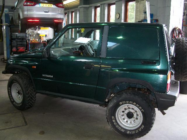 Suzuki Vitara Commercial For Sale