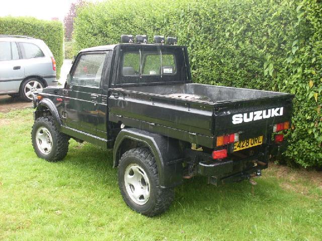Suzuki Pick Up