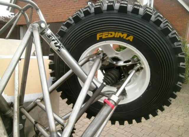 Buggy Wheel Hub : Difflock view topic crawler bike buggy seater