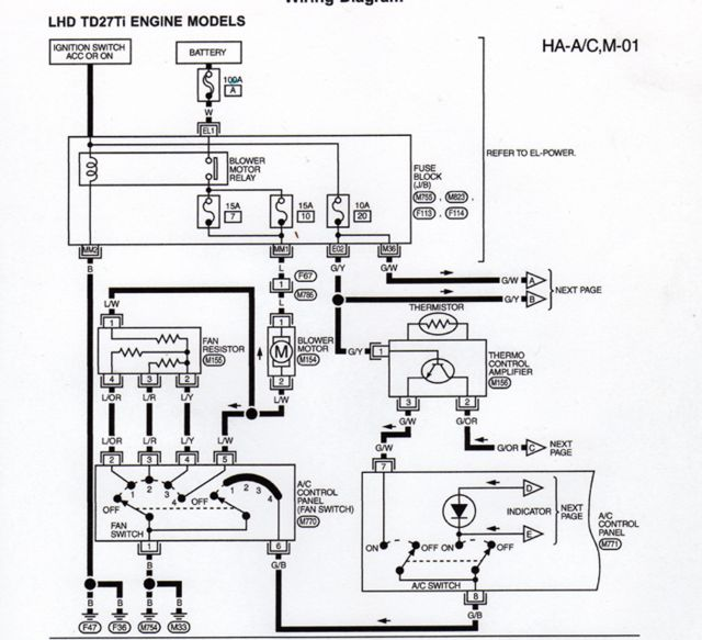 wiring diagram for air pressor pressure switch on